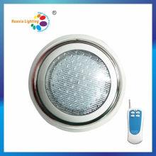 Lumière de piscine à LED en acier inoxydable IP68 montée en surface