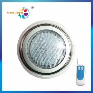 Luz subacuática de la piscina del acero inoxidable IP68 LED