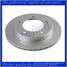 MDC1014 DF3165 55211-56B00 meilleurs freins et rotors pour suzuki vitara