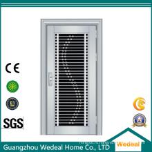 Высокое качество # 304 дверь из нержавеющей стали для входа в дома