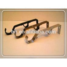 Iron Corner Bracket,Double Bracket For Curtain Rods,Decorative Wall Bracket