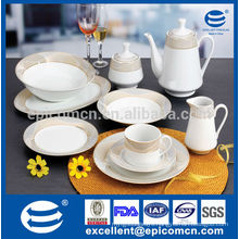 47pcs houseware&gift ceramic wholesale, excellent houseware with color box