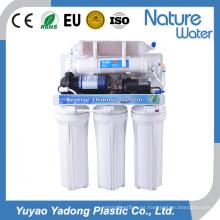 Sistema de filtro de agua de ósmosis inversa de 6 etapas con filtro mineral