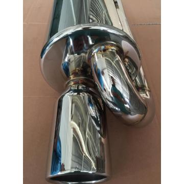 "2.25 ""Loop Muffler Stainless Steel"