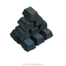 Electrode paste for ferrous alloy furnace ladder electrode paste
