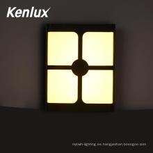 20w apliques de pared para exteriores Lámpara de pared llevada moderna