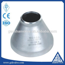 stainless steel 304 welding pipe reducer