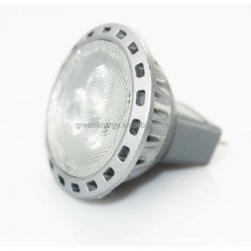 Alibaba express MR11 GU4 2W 12V LED Spotlight