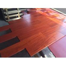 Balsamo Horizontal Semi Matt Ecofriendly Engineered Flooring con certificados CE ISO para contratista y distribuidor