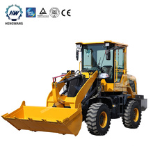 HW Brand Mini Tractor Wheel Front End Loaders