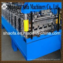 Hoja de la azotea de Ibr que forma el rollo del panel que forma la máquina (AF-R1025)