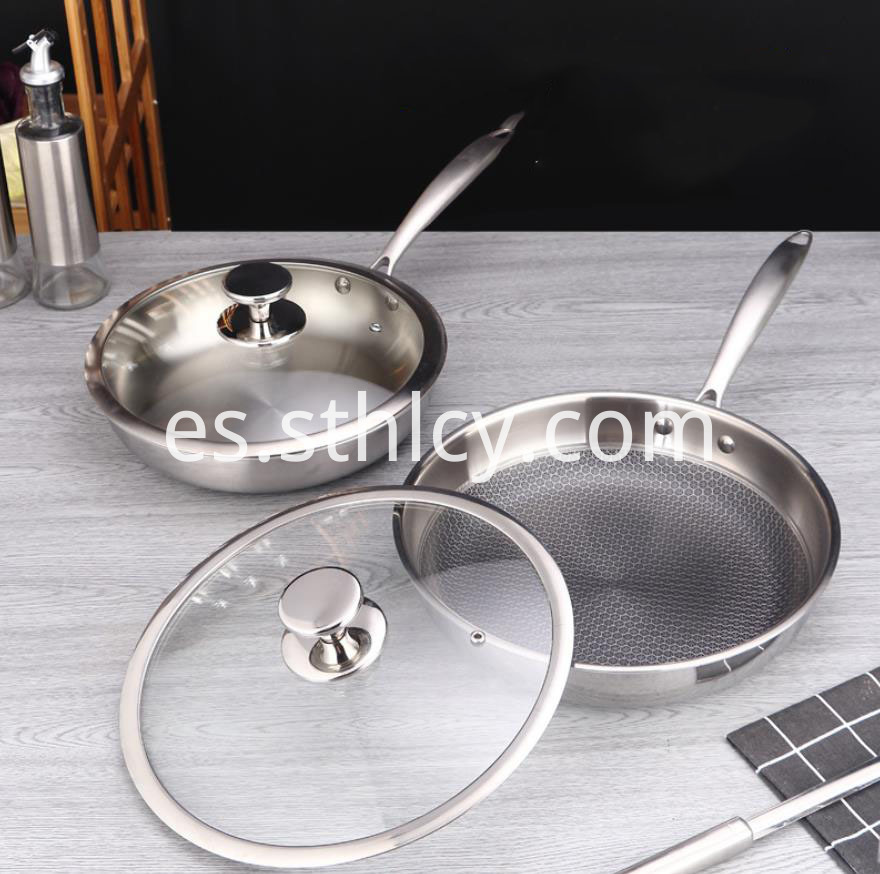 Stainless Steel Pan Always Sticks