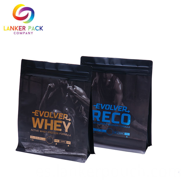protein powder bag