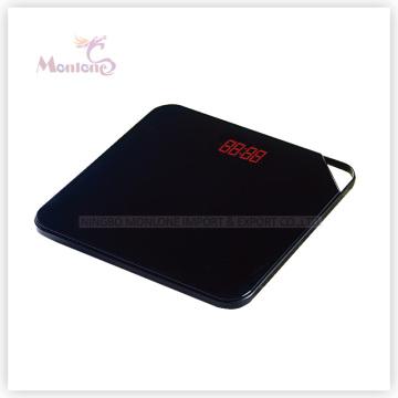 180kg ABS Glas Elektronische Waage (32 * 32 * 2,7 cm)