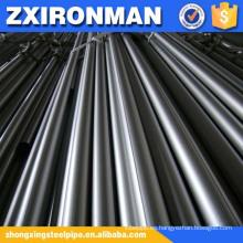 DIN 17175 equivalente astm a179 tubo de acero inconsútil