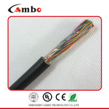 self supporting aerial multi core telephone cable 10 wire