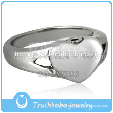 Special Design Rings With Cremation Jewelry Ash Urn Keepsake Heart Jewelry