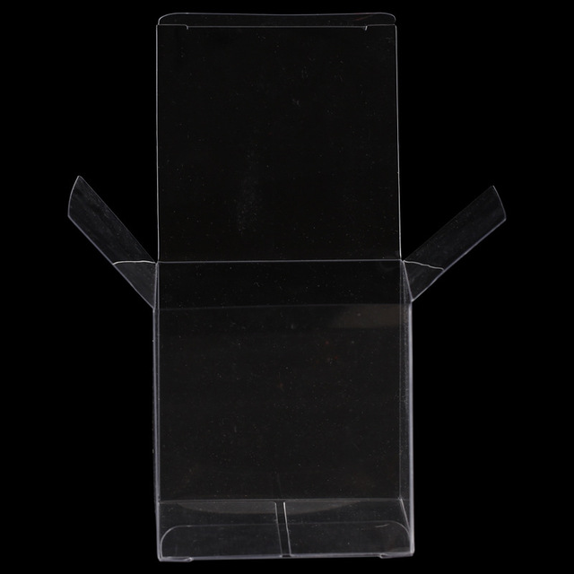 Plastic Box Clear