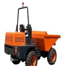 Diesel Hydraulic Mini Dumper 4x4 manufacturer