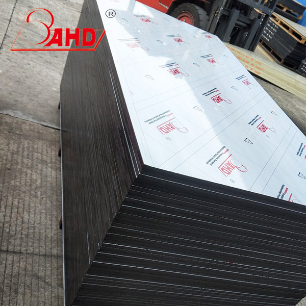 20mm Black Pe Sheet