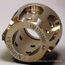 Hot! Customized Brass Copper CNC Machining Part