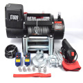 Wireless remote control kit for truck jeep winch
