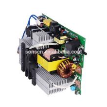 Circuito IGBT portátil de soldador