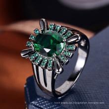 joyería de anillo mujeres venta caliente anillo de bodas último dedo
