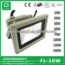 3 Years Warranty 10W RGB Light IP65 High Power COB LED Floodlight 10W 20W 30W 50W 70W 100W 120W 150W 240W CE RoHS TUV GS SAA EMC