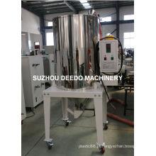 Tanque de aço inoxidável do secador plástico do funil do aquecimento