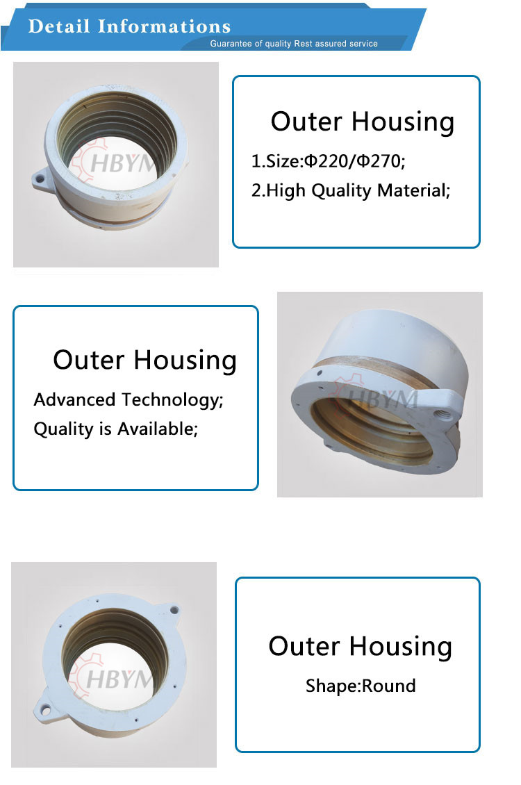 80 outer housing
