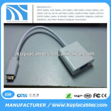 Micro HDMI to VGA Adapter Cable for Samsung Galaxy S2 HTC