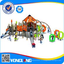 Детская Площадка Открытый Оборудование