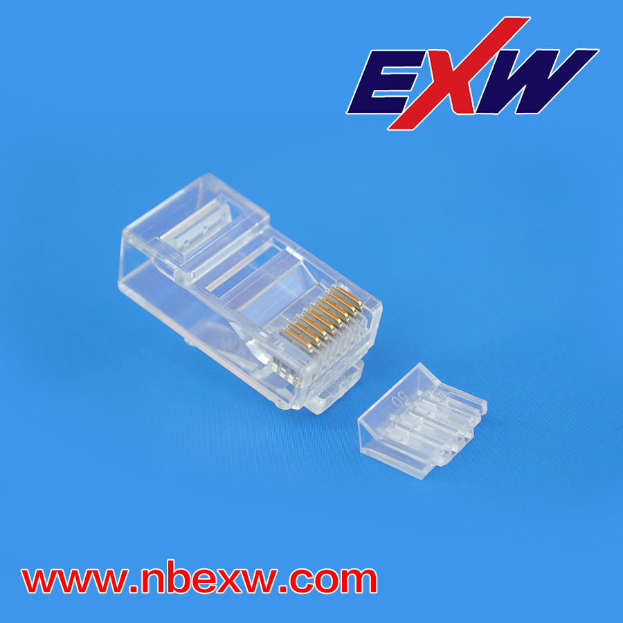 Cat6 Unshielded Modular Plug