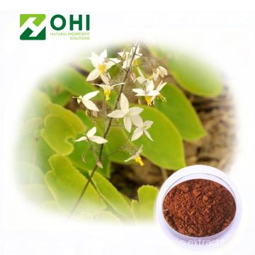 Horny Goat Weed Extract 60 Icariins HPLC