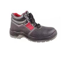 China de fábrica de trabajo profesional PU / cuero de seguridad industrial de trabajo de los zapatos