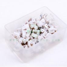 Ударопрочные пластиковые кабельные зажимы для ногтей