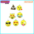 Wholesale Metal Alloy Customized Enamel Emoji Charms # Scc001