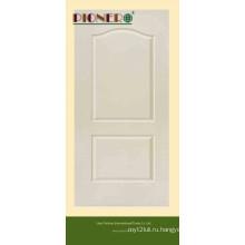 Праймер дверь белее кожи HDF для рынка Ближнего Востока и Африки