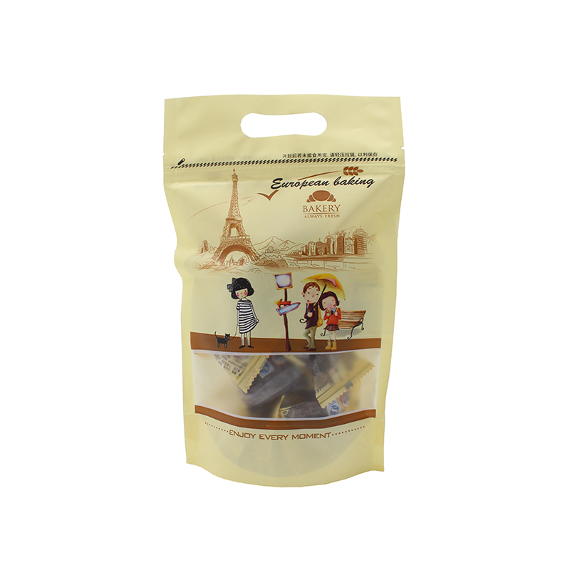 Zipper Packaging Bag