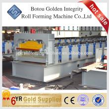 Metal Floor deck roll forming machine/Steel Deck Roofing Machine