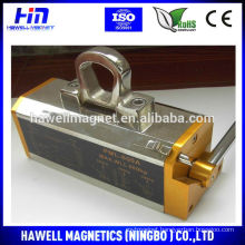 3.5 times safety factors permanent magnetic lifters, NdFeB magnet, 100KG, 300KG, 600KG, 1000KG, 2000KG