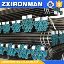 Tubulação de aço sem costura da preto carbono ASTM A 106 B