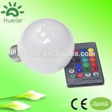 10w e27 color change rgb led bulb color changing led light bulb rgb led bulb