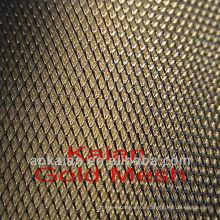 Batterie Golddrahtgeflecht