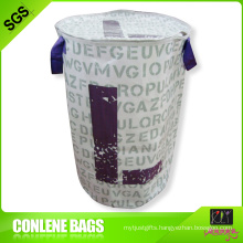 Circular Dirty Laundry Bags (KLY-PP-0104)