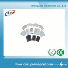 ISO9001 a certifié l'aimant permanent de bloc de néodyme de N50