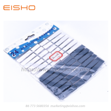 Pinzas de madera EISHO Mini color FC-1108-2-24