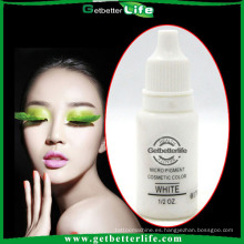 getbetterlife 2014 tinta de maquillaje de cejas permanente Micro y muchos colores pigmento del tatuaje