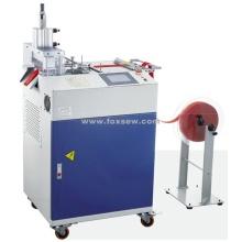 Máquina de corte por fita ultrassônica para serviços pesados